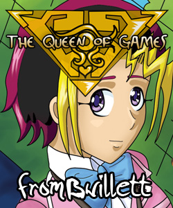 The Queen of Games, an Alternate-Universe Yugi-Oh! doujinshi